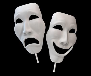"""Jeux de rôles et """"masque-arade"""""""