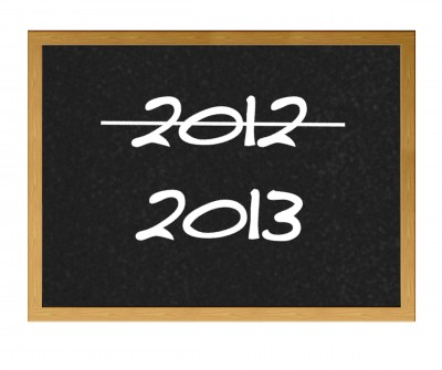 Ce que 2012 m'a appris …