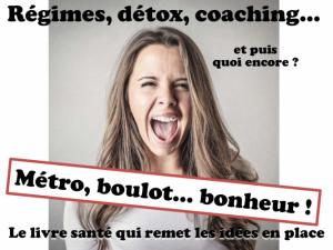[CHRONIQUE LECTURE] Métro, Boulot, Bonheur