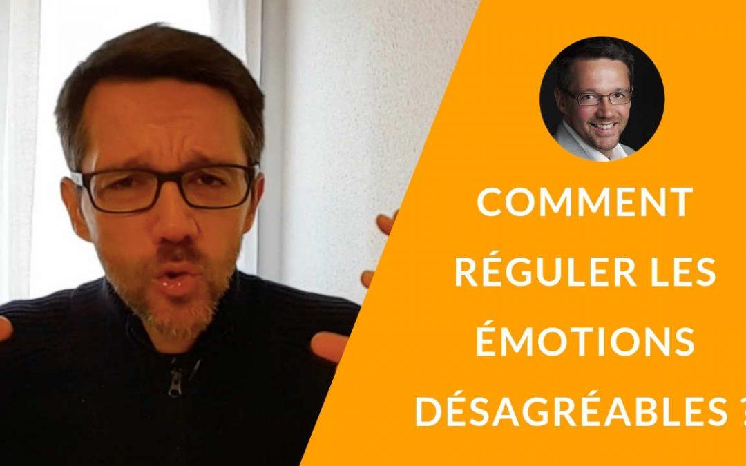 Comment réguler vos émotions ? [La minute du coach – S03E02]