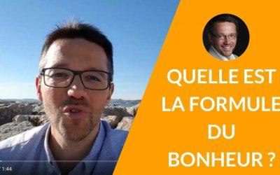 La minute du coach – S01E02 – Le Bonheur