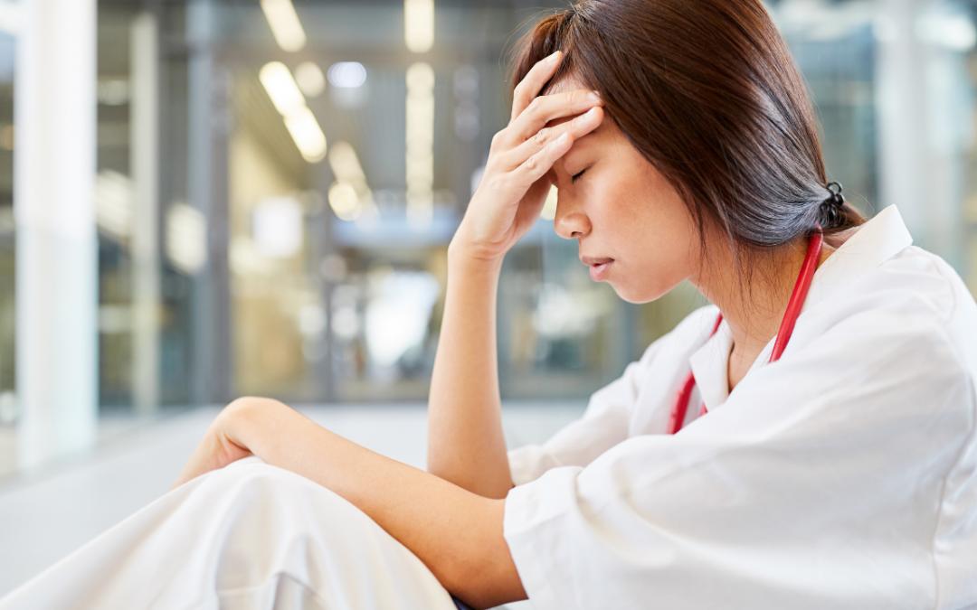 Le burnout chez les professionnels de santé